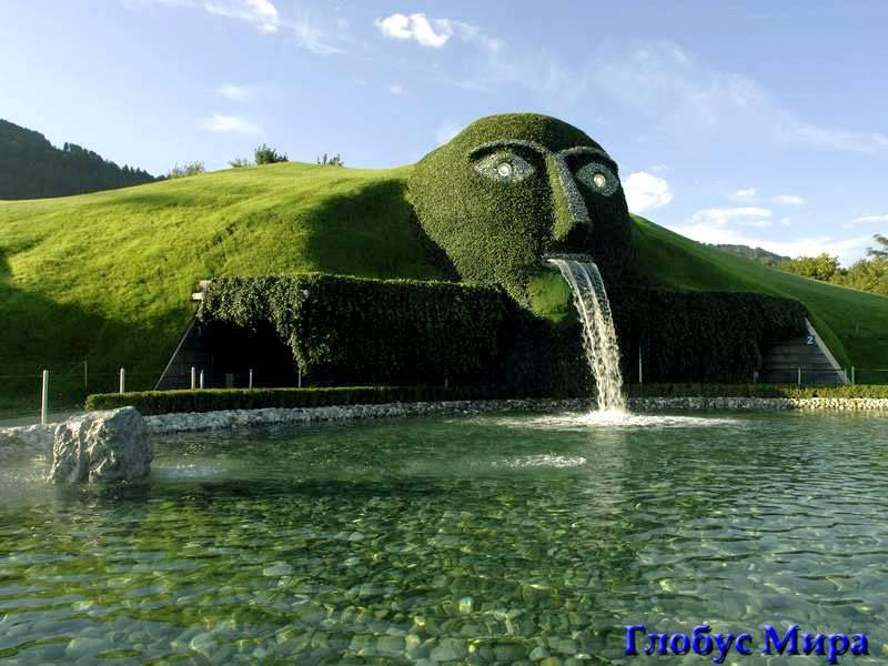 Инсбрук: достопримечательности , красивые места