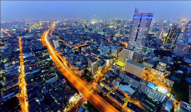 Бангкок: достопримечательности, карта, интересные места