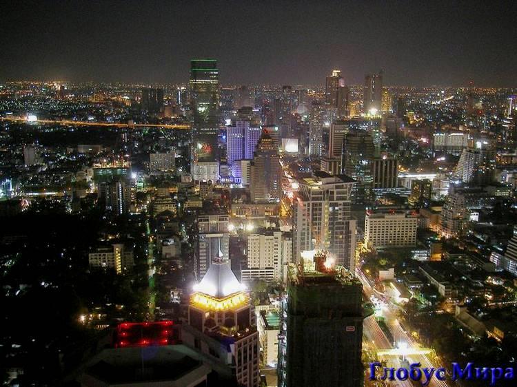 Сияние Бангкока