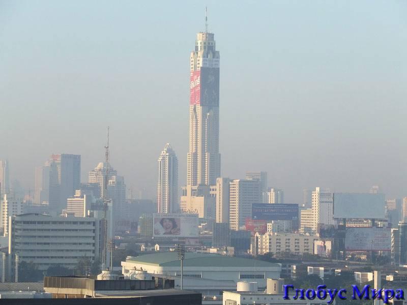 Высочайший небоскреб – Baiyoke Sky Hotel