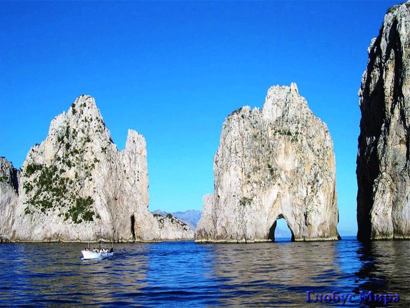 Благодатная Италия: Райский остров