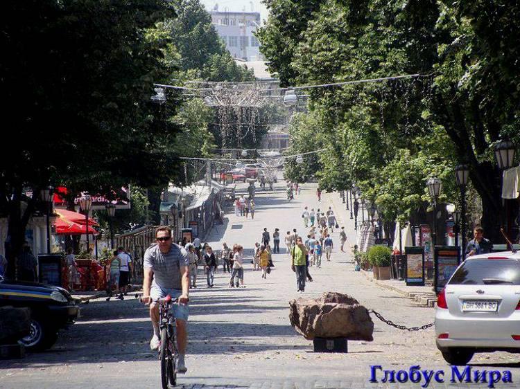 Интересные места в Одессе