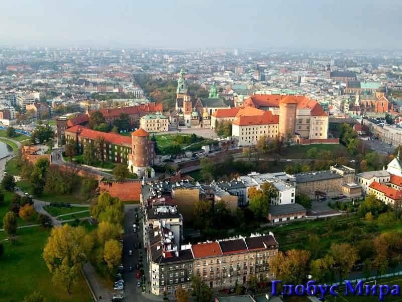 Польша: Краков