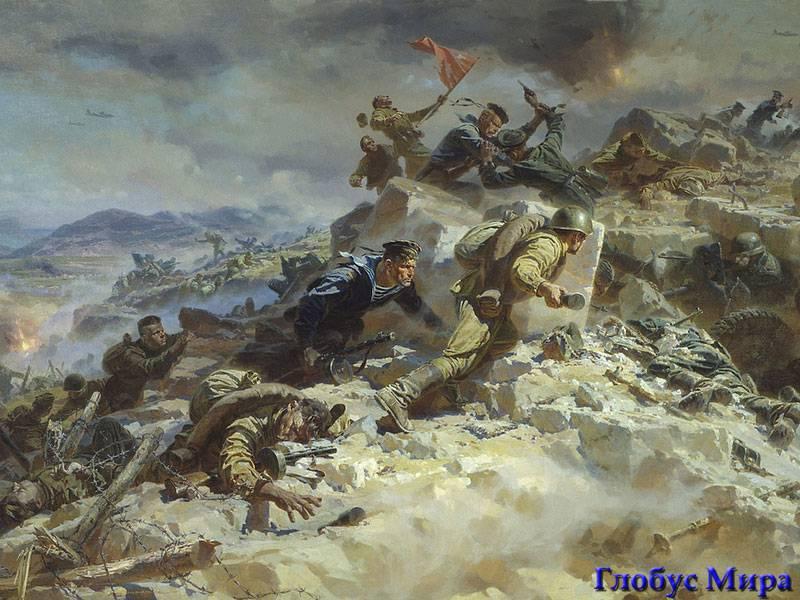 Битва на Сапун-горе