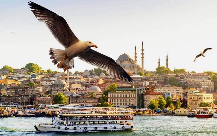 Стамбул: достопримечательность, фото, карта на русском языке, интересные места