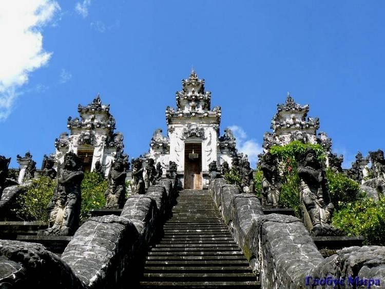 Достопримечательности Бали: Индуистский храм