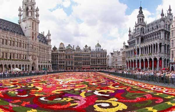 Брюссель – столица Бельгии