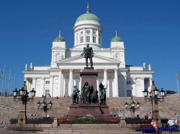 Лютеранский собор (Достопримечательности Хельсинки)