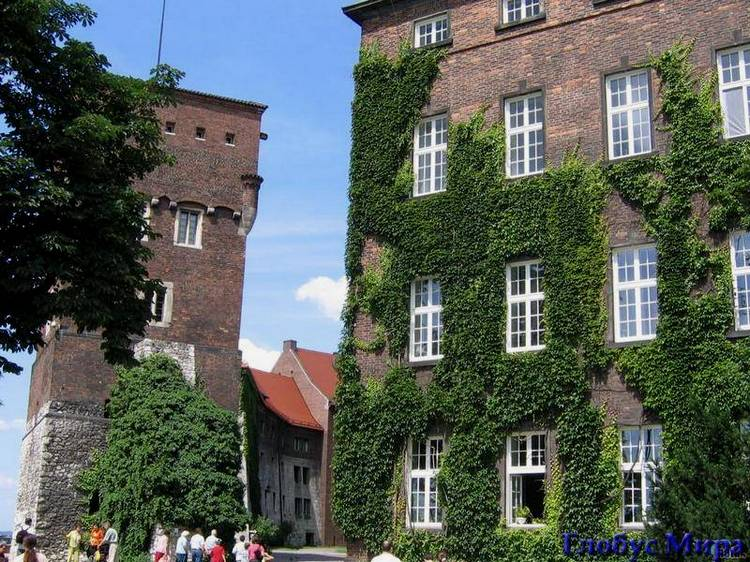 Краков: Замок Вавель