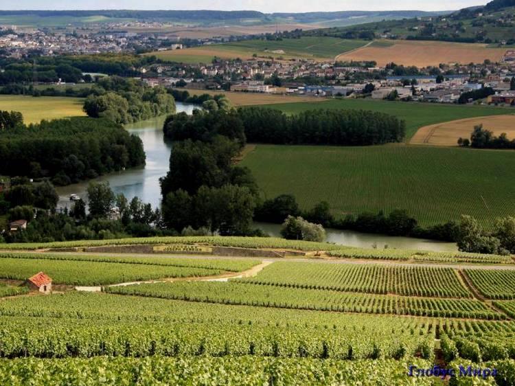 Панорама Луары (Франция)