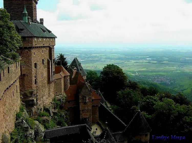 Лотарингия и замок