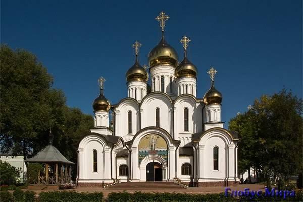 Никитский монастырь