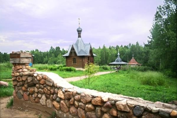 Святой Варварин источник