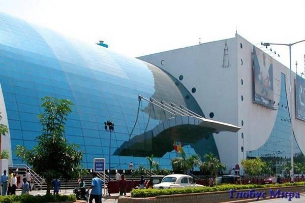 Кинотеатр IMAX Theatre города