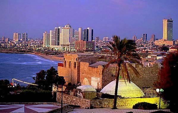 Тель-Авив, достопримечательности, святые места Израиля, туры и фото