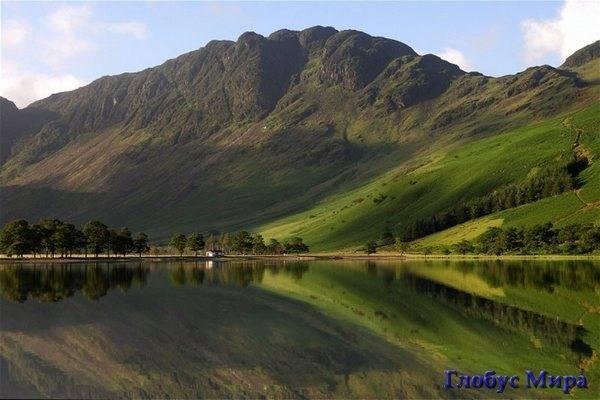 Невероятные шотландские пейзажи