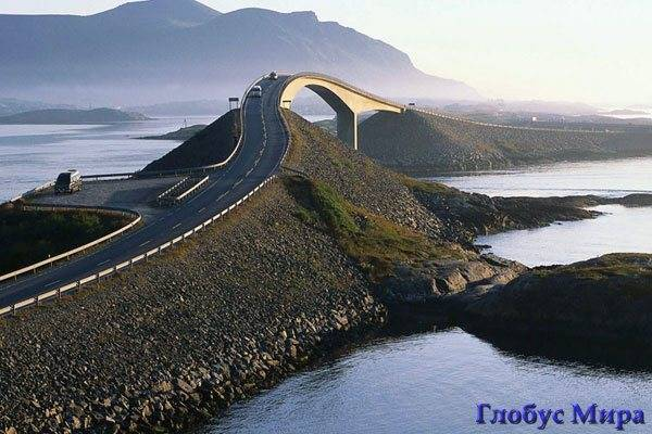 Фото природы Норвегии
