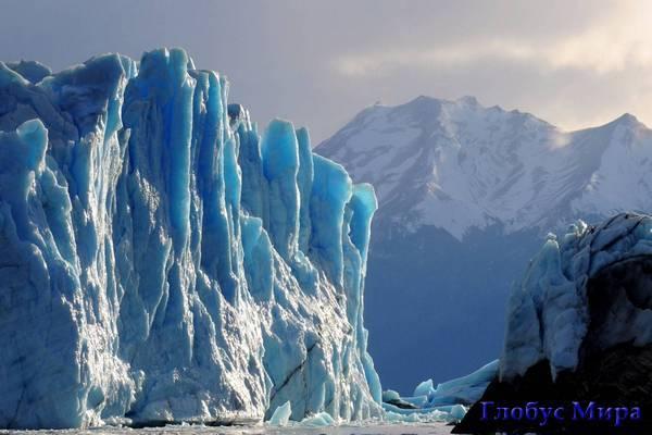 Ледники Аргентины