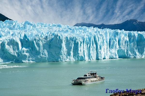 Достопримечательности и ледники Патагонии