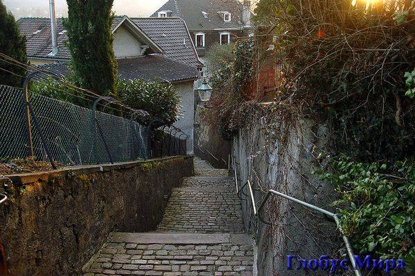 Красоты немецкого Бадена: старинные улочки