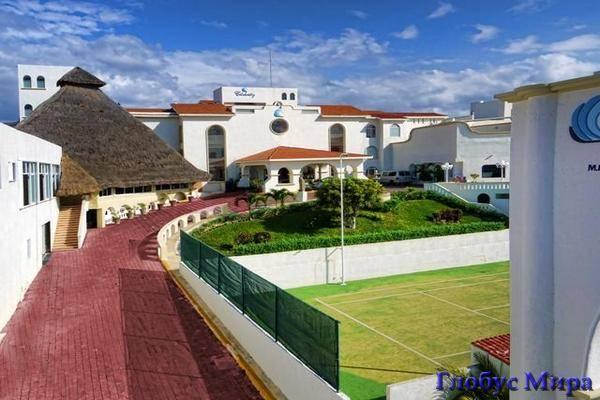 Отель CASA TURQUESA (Мексика)