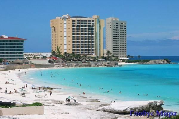 Канкун и его достопримечательности (отдых в Мексике)
