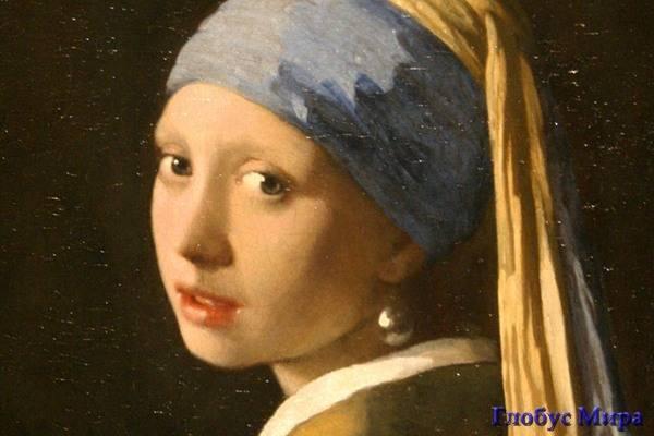 """Ян Вермеер """"Девушка с жемчужной сережкой"""""""