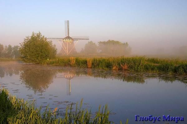 Достопримечательности голландских городов