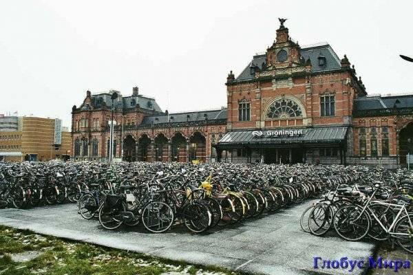 Достопримечательности голландских городов: Гронинген
