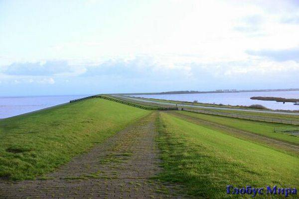 Достопримечательности голландских городов: Гронинген, Лауверсмеер