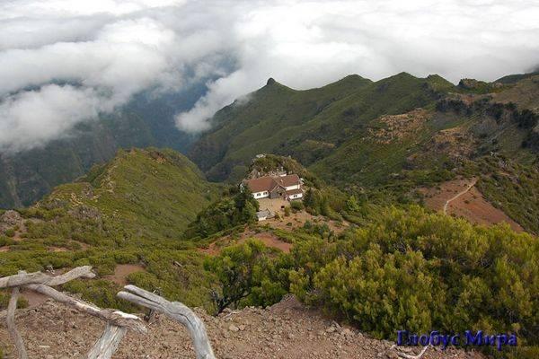 Мадейра и ее горы