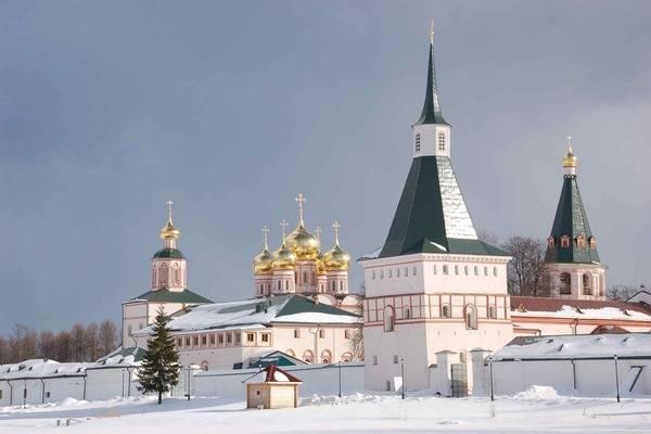 Прекрасный русский город