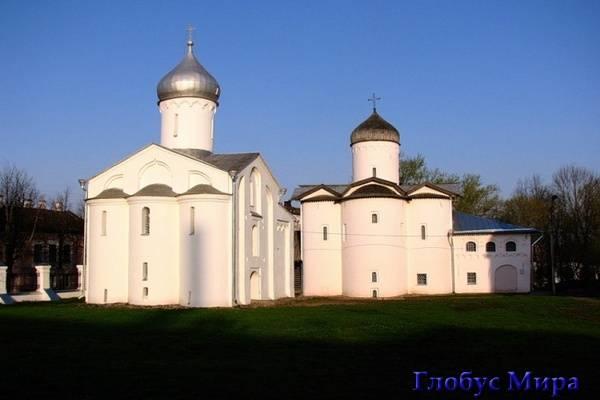 Церковь Прокопия
