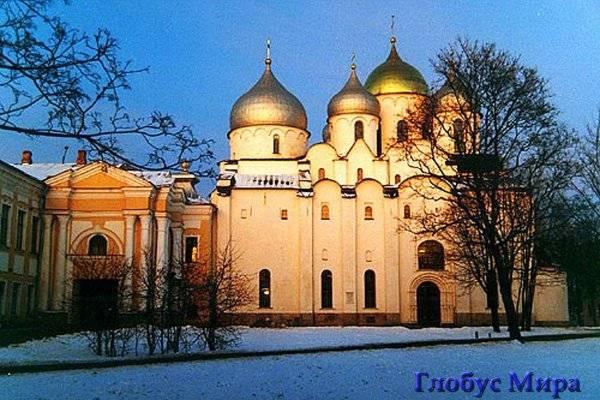 Храмы Новгорода
