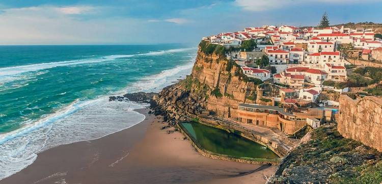 Побережье Португалии