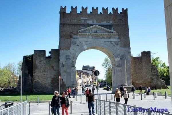Триумфальная арка (Италия)