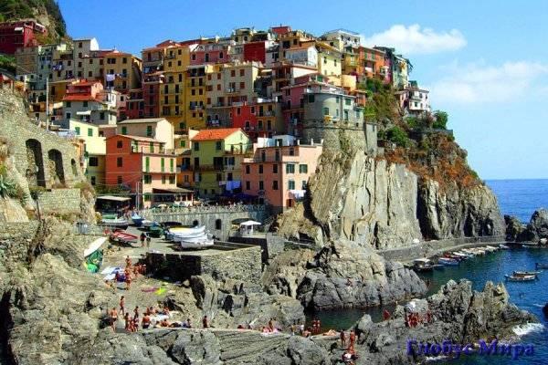 Италия и Адриатика