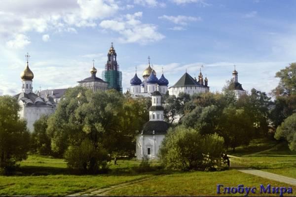 Церкви Сергиева Посада