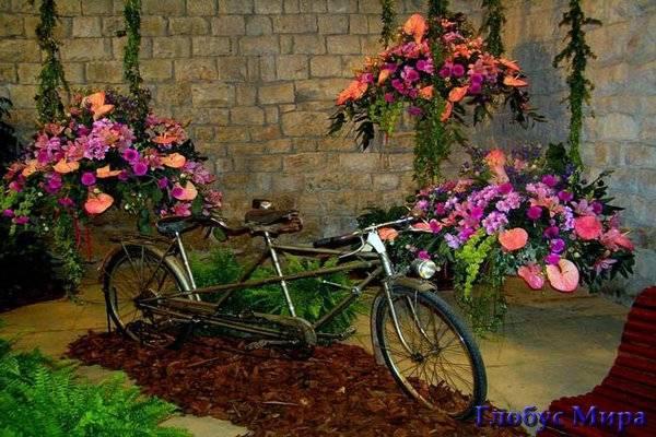 Праздник Время цветов
