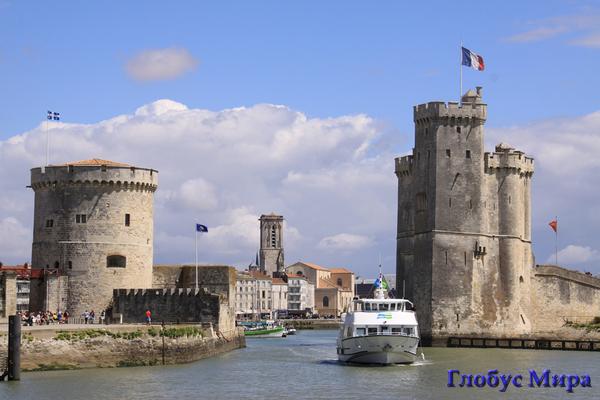 Крепость Ла-Рошель