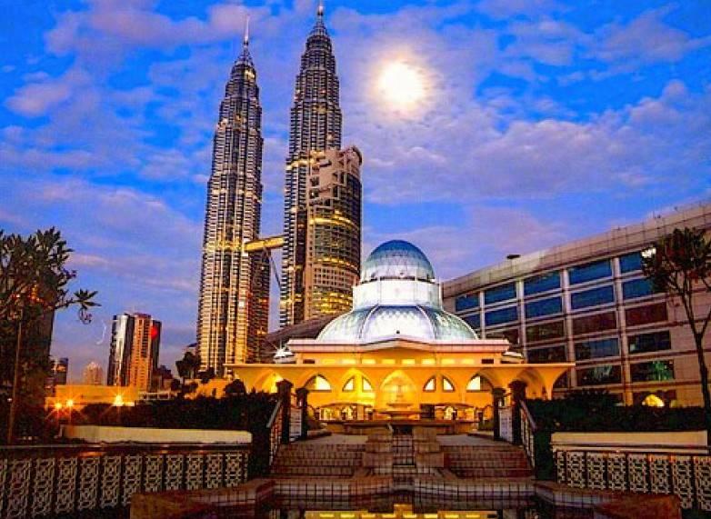 Куала Лумпур: достопримечательности, фото