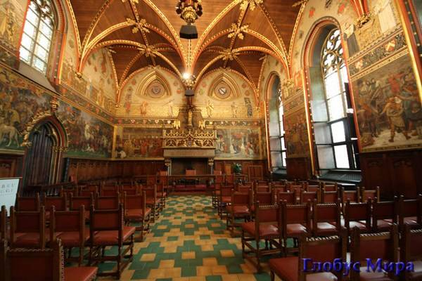 Готический зал ратуши