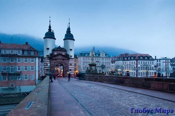 Замок Гейдельберга (Германия)