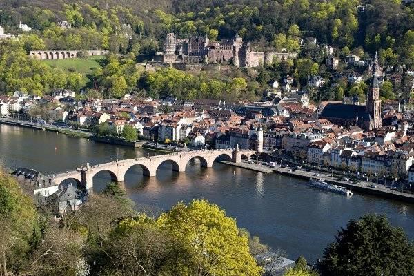 Река Неккар (Германия)