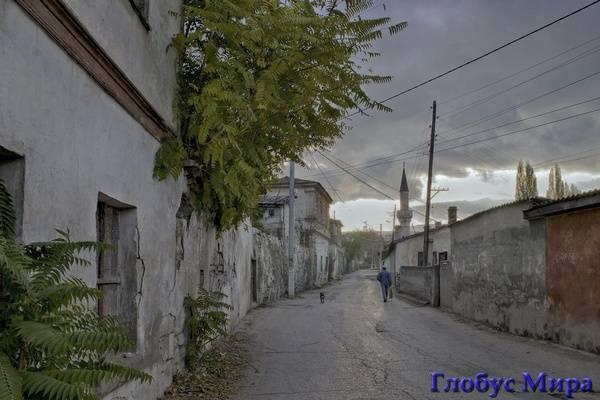 Бахчисарай и его достопримечательности: старый город