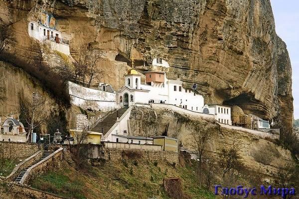 Достопримечательности: Свято-Успенский пещерный монастырь