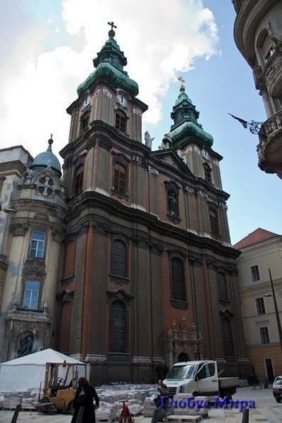 Университетская церковь в Будапеште