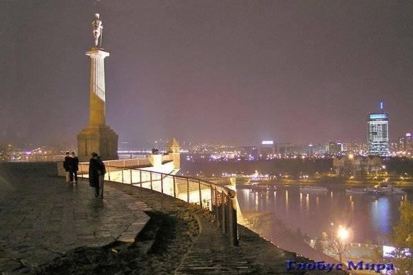 Белград: Парк Калемегдан