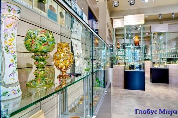 Музей стекла Мозер, Карловы Вары