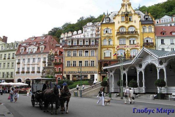 Чудесный курорт в сердце Европы